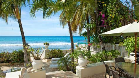 beachfront home  barbados  upper terrace