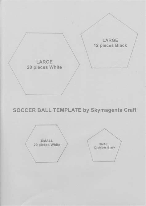 soccer template for cookies felt craft tutorial soccer template tinplate
