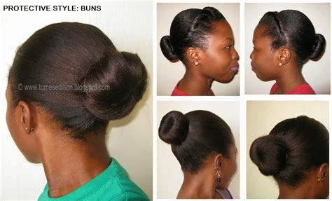 Relaxed Hair Protective Styles For Hair by Tomes Edition Protective Hairstyles For Relaxed Texlaxed
