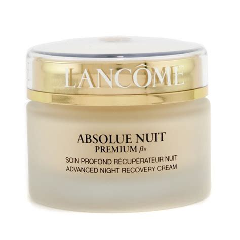 lancome absolue nuit premium bx advanced recovery