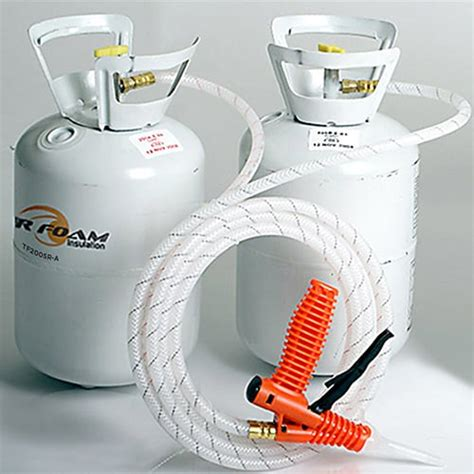 spray foam kits tiger foam spray foam insulation kit tf 200sr