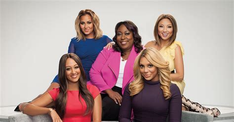 The Real Com Giveaways - the real a daytime talk show with co hosts adrienne bailon tamar braxton loni