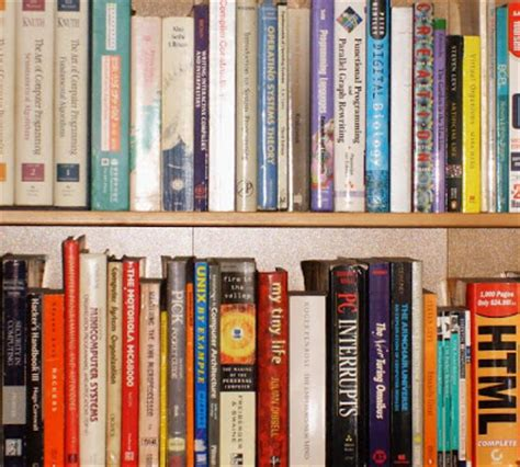 retro programming a look at a programmer s bookshelf