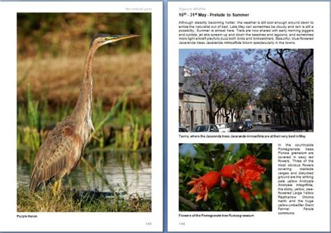 a nature companion wildlife through the year books algarve wildlife the year book