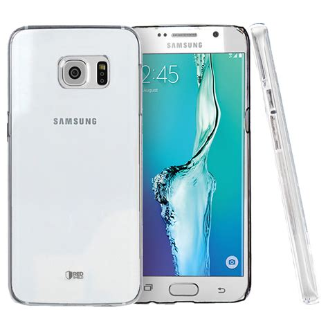 S6 Edge Plus Casing samsung galaxy s6 edge plus clear protective plastic