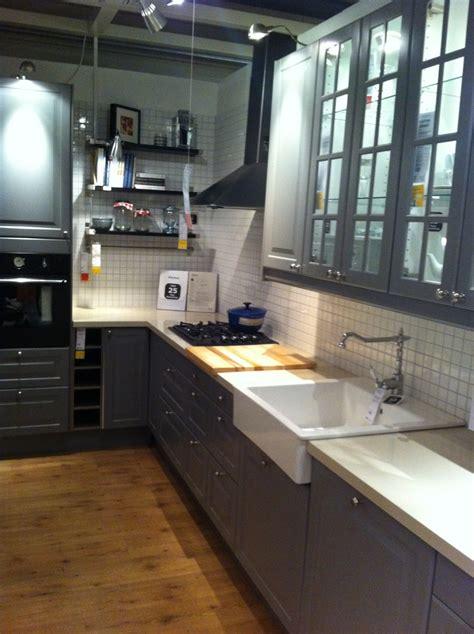 ikea grey ikea faktum kitchen grey kitchens