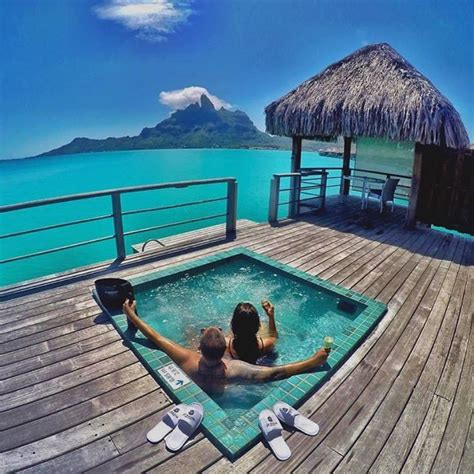 Ile De Tahit Tatahi Bora Bora by 25 Best Ideas About Resorts In Bora Bora On