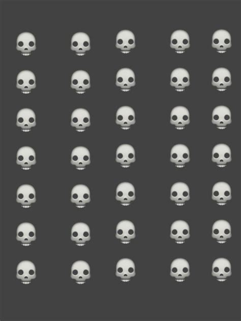emoji skull wallpaper background black grunge skulls wallpaper emojis