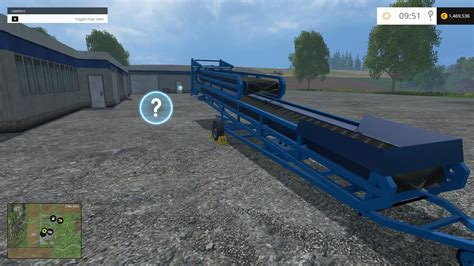 The Ls Band foerder band for fs 15 2 1 5b farming simulator 2015