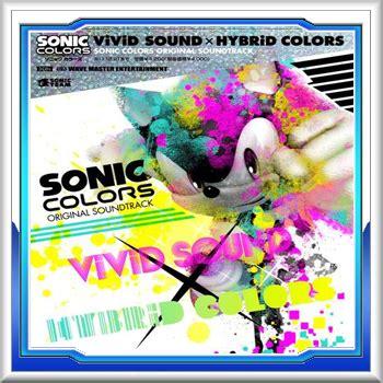 colors soundtrack sound test sonic colors original soundtrack