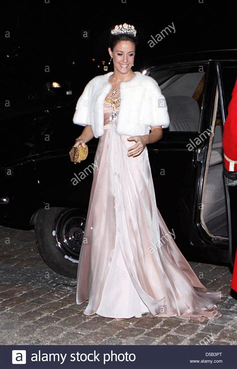 Daniah Dress princess of denmark arrives for the royal