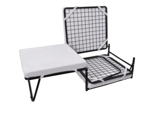 sleeper ottoman with memory foam mattress furniture magical ottoman sleeper with memory