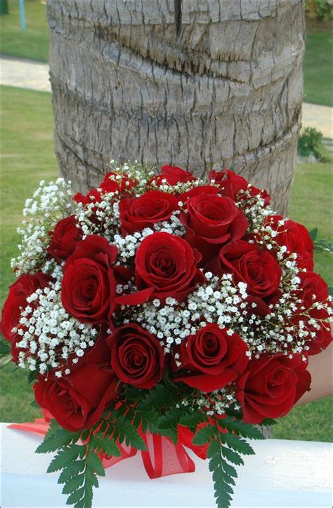 Where Can I Get A Wedding Bouquet by Wedding Bouquets 20 Ravishing Reds To Choose From