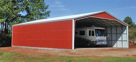 Oklahoma Sale Barns 32 To 40 Wide Sturdy Metal Carports Garages Amp Metal Buildings