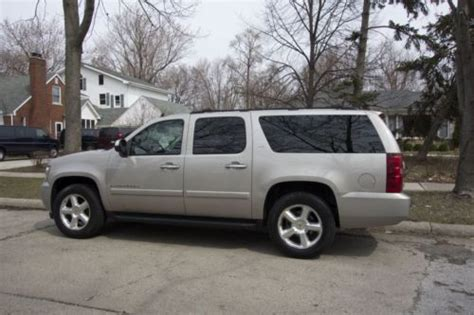 how things work cars 2009 chevrolet suburban 1500 windshield wipe control buy used 2007 chevrolet suburban 1500 ltz loaded in saint clair shores michigan united states