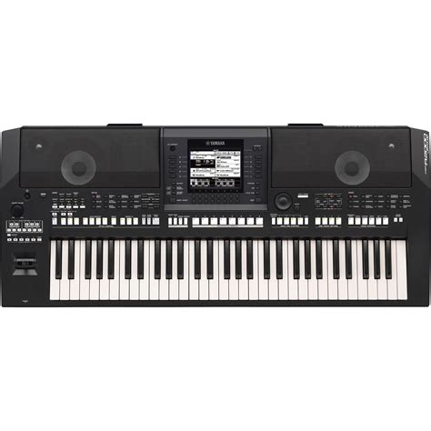 Keyboard Yamaha Arranger yamaha psr a2000 61 key arranger workstation keyboard psra2000