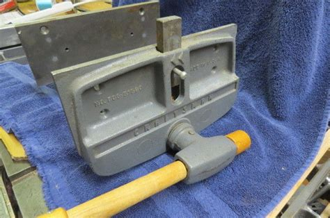 under bench vice vintage woodworking vise shop collectibles online daily