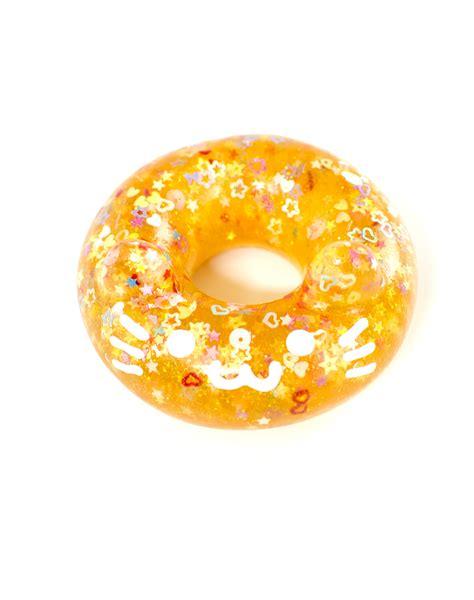 Gold Jelly kaleidoscope jelly donatsu gold clutter magazine