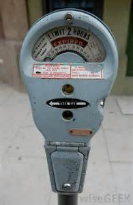 to meters what is a parking meter with pictures