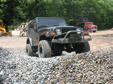 prerunner jeep wrangler elite prerunner winch front bumper jeep cj yj tj lj 54