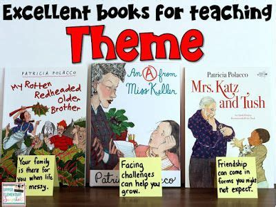list of picture books to teach theme 341 best my posts free resources images on