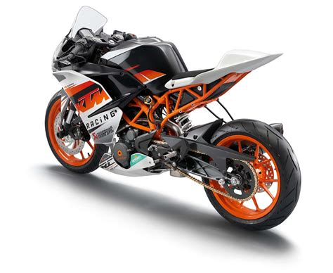 Ktm Sports Bikes Ktm Rc390 Sportbike Launch Before Festival Season Of 2014