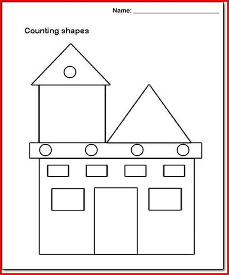 worksheet shapes grade 1 free worksheets 187 shapes worksheets 1st grade free math