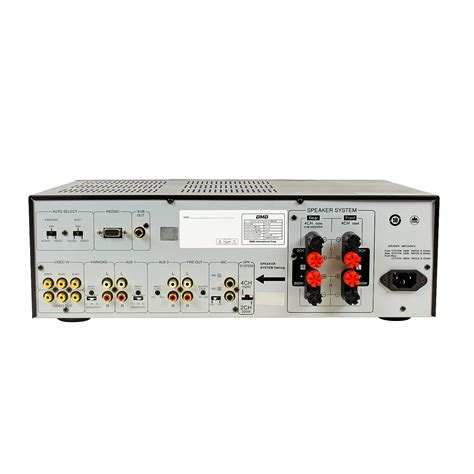 Mixer Lifier Bmb Bmb Das 400 600w 4 Channel Karaoke Mixing Lifier