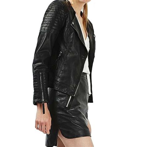 leather motorcycle black motorcycle leather jacket for womens motorcycle