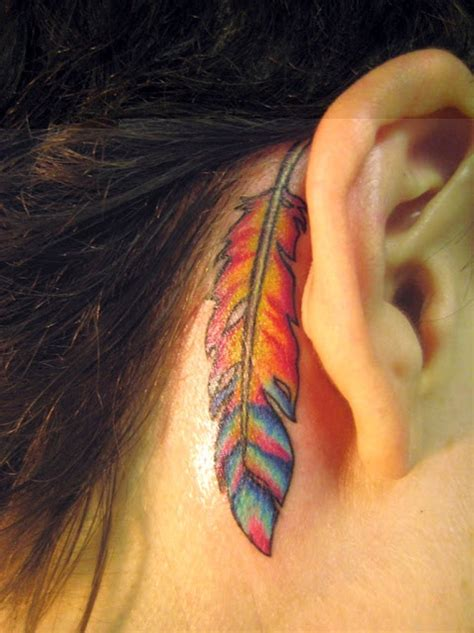 tattoo feather body pin by devin nicole on inking my whole body pinterest