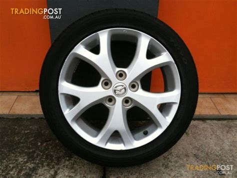 mazda 2 17 inch wheels mazda sp23 srs 2 snowflake 17 inch genuine alloy wheels