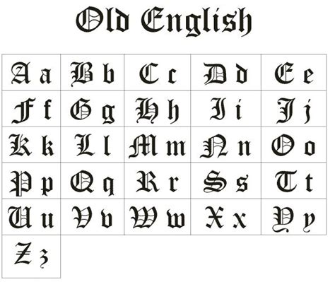 imagenes palabras goticas m 225 s de 25 ideas incre 237 bles sobre letras goticas abecedario