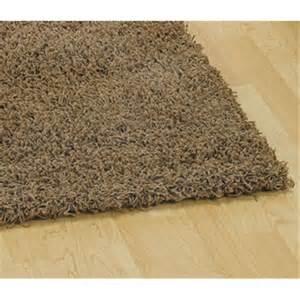 rug culture kensington beige shag rug 150x80cm shag