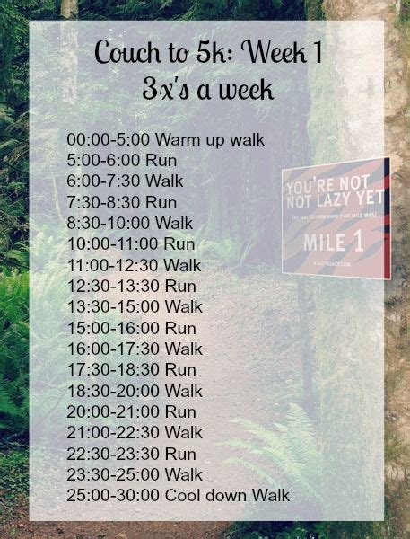couch to 5k can i run everyday 51 best images about running on pinterest runners 5k to