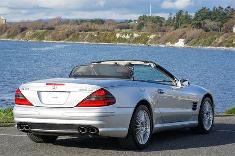 Sl55 Amg For Sale by 2004 Mercedes Sl55 Amg Silver Arrow Cars Ltd