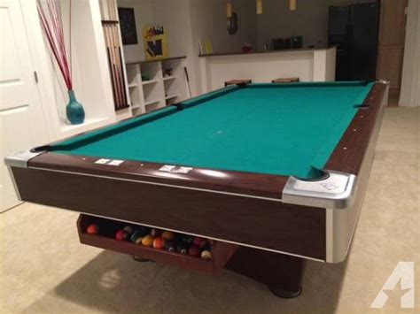 tournament used pool tables brunswick 9 ft slate tournament size billiard table with