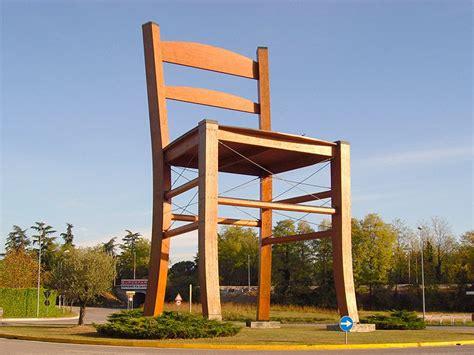 sedia manzano la sedia pi 249 alta mondo manzano turismo