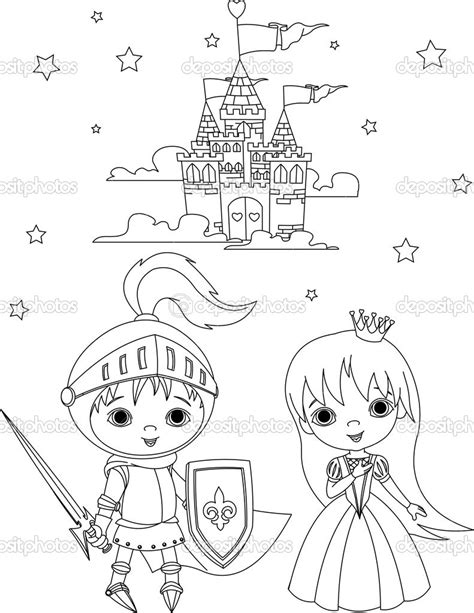 coloring pages knights and princesses free coloring pages of knight princess