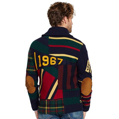 Ralph Patchwork - ralph patchwork sweater 28 images polo ralph fringed