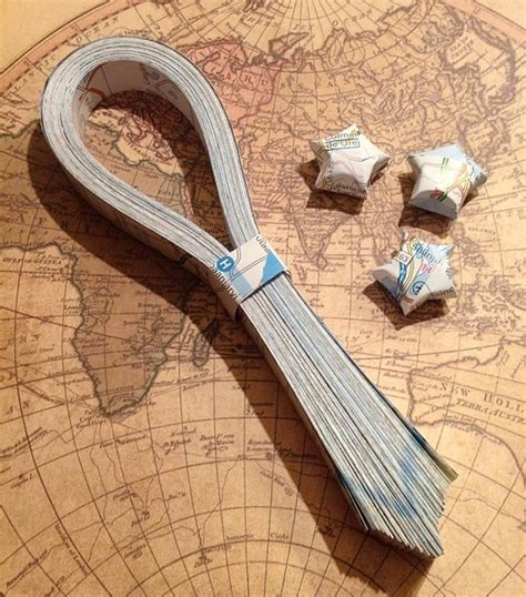 Lucky Origami Paper Strips - 52 best lucky images on lucky