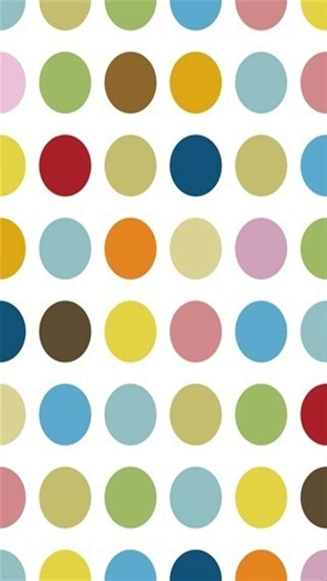 dot pattern unlock iphone colorfull dot pattern iphone wallpapers iphone 5 s 4 s