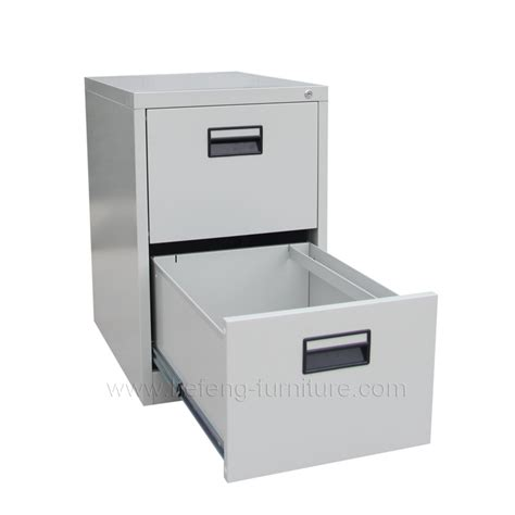Metal 2 Drawer File Cabinet Metal 2 Drawer File Cabinet Luoyang Hefeng Furniture