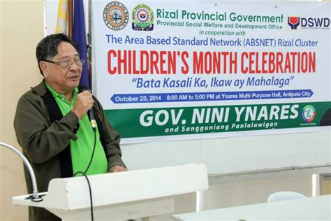 rizal provincial government official website