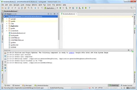 development blog android studio tutorial p3 run first how to get started with android development dzone mobile