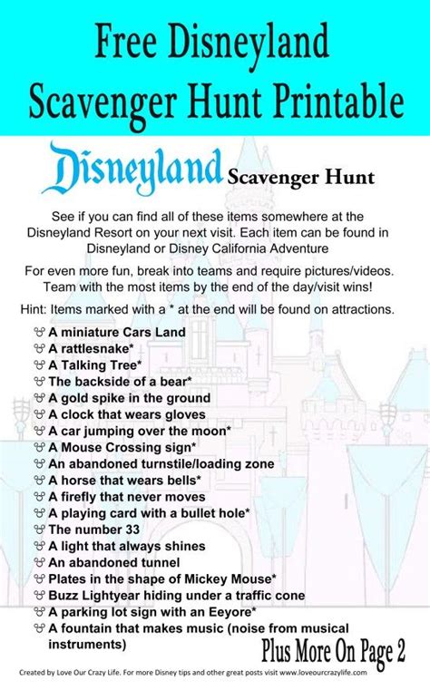 printable frozen scavenger hunt 17 best images about disney activity on pinterest around