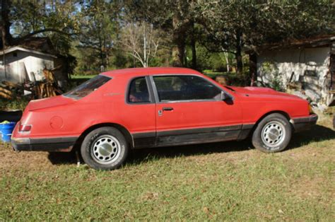 small engine service manuals 1988 ford thunderbird head up display turbo coupe 5 speed manual trans for sale photos technical specifications description