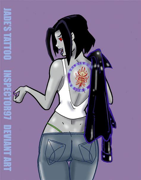 queen jackie tattoo jade s tattoo by inspector97 on deviantart