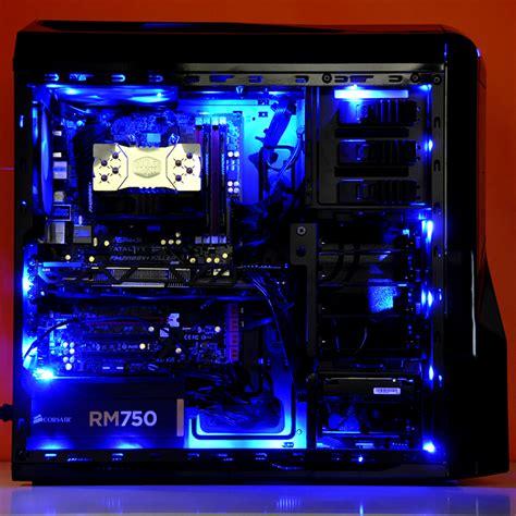 Dvd Storage Tower kishi amd ati custom gaming pc in nzxt phantom 410 black