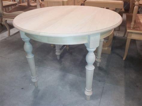 fabbrica tavoli in legno tavolo rotondo allungabile in legno by fabbrica tavoli