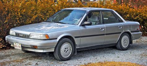 1990 toyota camry file 1987 1990 toyota camry le sedan 01 jpg wikimedia